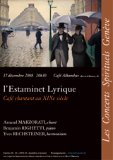 Estaminet Lyrique
